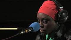 Laura Mvula performs She live for MistaJam