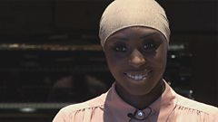 Laura Mvula talks about how she started out