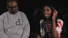 Angel Haze chats to Mistajam