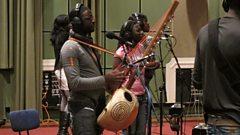 Listen to Seckou Keita in session for World on 3
