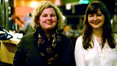 Mairearad Green & Anna Massie - Celtic Connections session