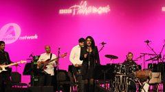 Shazia Manzoor & QB