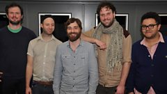 Wintersleep speak to Marc Riley