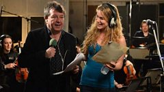 Joss Stone joins Stuart Maconie in Studio 2