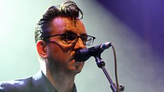 Richard Hawley catches up with Dermot O'Leary