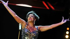 Shirley Bassey nominated for the Singers Hall of Fame