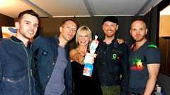 Coldplay chat with Jo Whiley