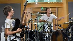 Muse chat with Jo Whiley