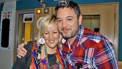 Alice Russell catches up with Huey Morgan