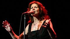 Elkie Brooks is nominated for the Singers Hall of Fame