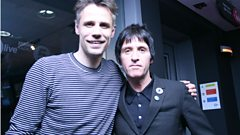 Johnny Marr on 'forbidding' Cameron to like The Smiths