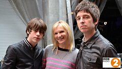 Noel Gallagher chats with Jo Whiley