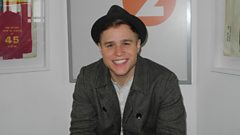 Pop superstar Olly Murs chats to Steve Wright