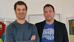 Matt Stone and Trey Parker chat to Graham Norton