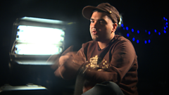 Producer Naughty Boy on clearing samples