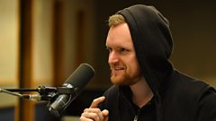 SOHN perform a live session for Huw