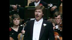 David Malis sings Rossini