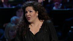 Angela Marambio performs Bizet