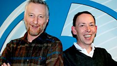 Billy Bragg talks to Steve Lamacq