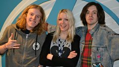 Peace chat to Lauren Laverne