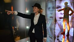 "Cerys Matthews tours ""Bowie Is..."""