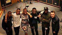 #Maidatrack Masterclasses Session at Maida Vale