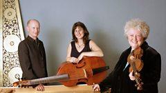 Trio Sonnerie play Marais - 27 March