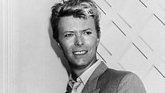 Bowie in the 1980's