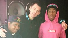 Tyler the Creator chats to Westwood