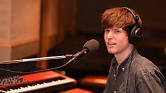 James Blake chats to Zane Lowe