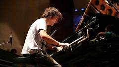 Jamie Cullum joins Dermot O'Leary in the studio