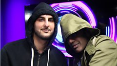 Smartz '5am In London' live on BBC Radio 1