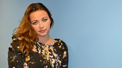 Charlotte Church chats to Graham Norton