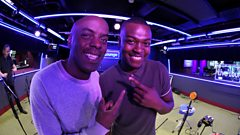 George the Poet chats to Trevor Nelson