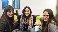 The Staves chat with Radcliffe and Maconie