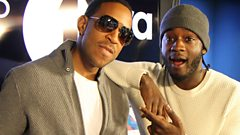 Ludacris is live with Twin B
