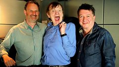 Mark E Smith joins Mark and Stuart