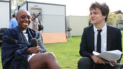 Laura Mvula tells Jamie Cullum how she is coping with her whirlwind time at the moment