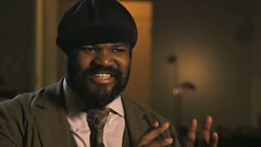Gregory Porter on his belief that the queens of Jazz had a 'calling' in their lives...
