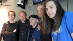 Wire catch up with Marc Riley