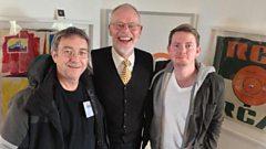 John Fullbright chats to Bob Harris