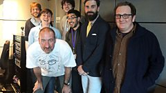 Sweet Baboo join Marc Riley in the studio
