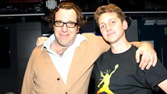 Chilly Gonzales catches up with Toddla T