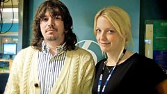 Bibio chats to  Lauren Laverne