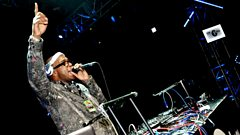 MistaJam at Radio 1's Big Weekend 2013