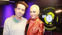 Jessie J chats to Grimmy