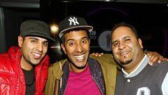 H Dhami and DJ Dips take the Badman Challenge