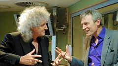 Brian May: What Makes Us Human?