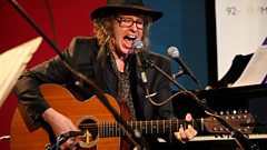 "Video: The Waterboys' Whole of the Moon ""in a jig tempo"""