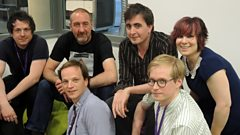 Art Brut catch up with Marc Riley